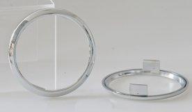 Redukční kroužek pro světla sj-288 chromový 5mm