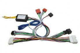 Adaptér pro HF sady CHRYSLER/DODGE/JEEP s akt.audio systémem