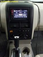 FORD EXPLORER 2006 - rádio s DVD + DVB-T tuner