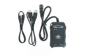 HYUNDAI Adaptér pro ovládání USB zařízení OEM rádiem Hyundai/AUX vstup