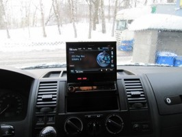 VW T5 dvd , bluetooth