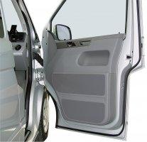 Volkswagen T5 Multivan - dveřní panely, 3 pásmový SoundSystem