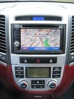 HYUNDAI SANTA FE dvd,bluetooth, navigace,couvací kamera