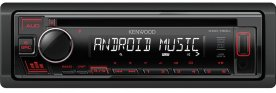 Autorádio s USB a CD Kenwood KDC-130UR
