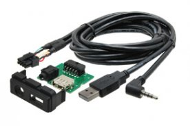 Adaptér pro připojení USB/AUX signálu Mazda