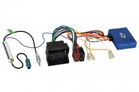 ISO adaptér + CAN-Bus modul VW Group NEW Fakra