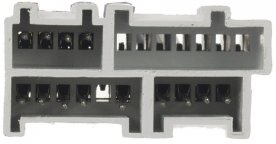 Konektor ISO OPEL speciální konektor