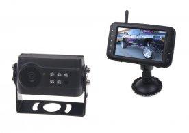 """SET bezdrátový digitální kamerový systém - 4,3"""" monitor"""
