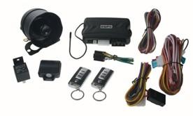 SPY CAR autoalarm s dálkovým startem