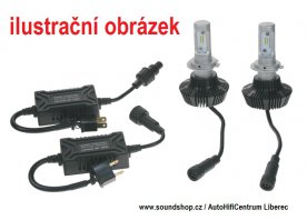 Autožárovka LED G7 do světlometu HIR2 9012 4000LM