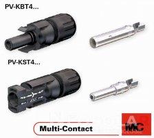 Konektory MC4- Multi Contact – pár
