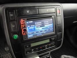 VW SHARAN dvd