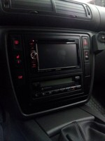 VW PASSAT - 2DIN Kenwood