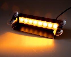 PREDATOR LED vnitřní, 12/24V, oranžový