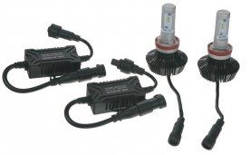 Autožárovka LED G7 do světlometu H8 4000LM