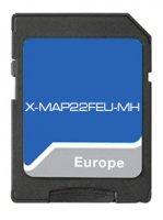 Navigační karta pro Xzent X-422 -obytné vozy