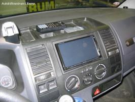 VW T5 dvd,bluetooth,navigace