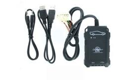 TOYOTA Adaptér pro ovládání USB zařízení OEM rádiem Toyota/AUX vstup