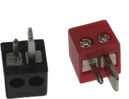 Reproduktorový konektor DIN se šroubky