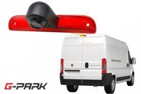 Parkovací kamera Fiat Ducato