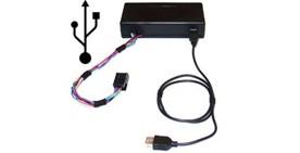 FORD Adaptér pro ovládání USB zařízení OEM rádiem Ford (MOST konektor)