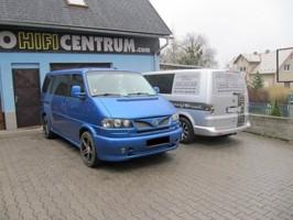 VW T4 dvd