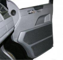 Volkswagen T5 Transporter / Caravelle- dveřní panely, 3 pásmový SoundSystem