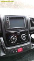 FIAT DUCATO valník - navigace,couvací kamera
