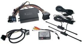 DVB-T TV tuner s přípravou do VW MFD3, Škoda Columbus
