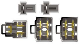 Konektor ISO Kia Sephia Sportage