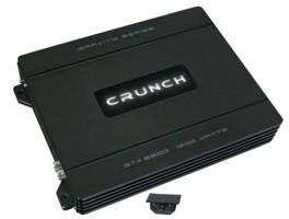 Zesilovač Crunch GTX2600
