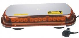 LED světelná rampa, oranžový magnet