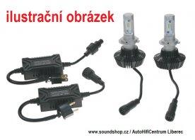 Autožárovka LED G7 do světlometu H7 4000LM