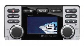Lodní rádio Clarion CMV-1