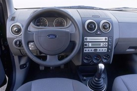 Rámeček autorádia Ford Fiesta / Fusion