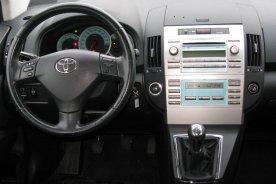 Instalační sada 2DIN rádia Toyota Corolla Verso