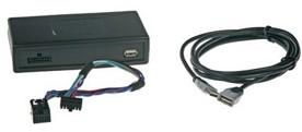PEUGEOT / CITROEN Adaptér pro ovládání USB zařízení OEM rádiem Peugeot, Citroen