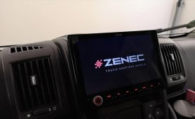 FIAT DUCATO Adria / Zenec Z-E3766